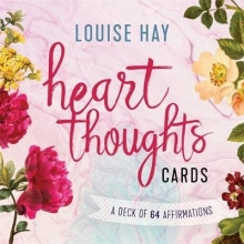Louise Hay Heart Thoughts Cards