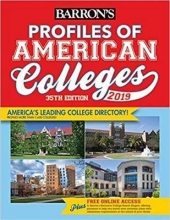 Barron`s Profiles of American Colleges 2019