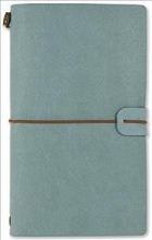 Light Blue Voyager Notebook