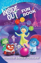 Disney*pixar`s Inside Out Fun Book