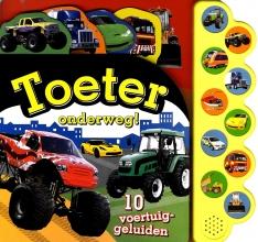 , Geluidboek Toeter onderweg