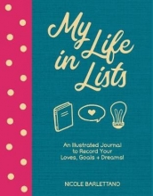 Nicole Barlettano My Life in Lists