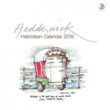 Hedderwick, Mairi Hebridean Calendar 2019