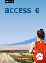 Harger, Laurence,   Niemitz-Rossant, Cecile J.,   Rademacher, Jörg English G Access Band 6: 10. Schuljahr - Allgemeine Ausgabe - Schülerbuch