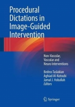 Procedural Dictations in Image-Guided Intervention