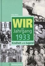 Weise, Klaus Wir vom Jahrgang 1933