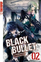 Kanzaki, Shiden Black Bullet - Novel 02