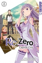 Nagatsuki, Tappei Re:Zero - Capital City 01
