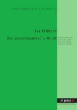 Erdmann, Eva Der postromantische Brief