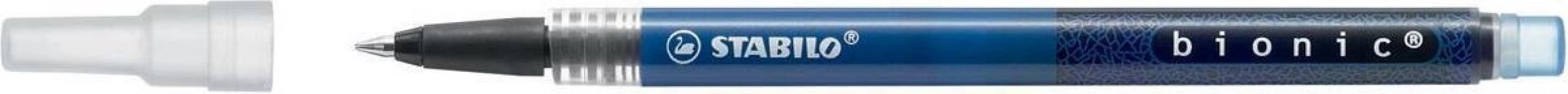 , Rollerpenvulling STABILO Bionic blauw