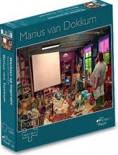 , Marius van Dokkum - Wachten op inspiratie -  Puzzel 1000 stukjes
