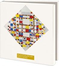 Wmc1017 , Notecards 10 st 15x15  kunstmuseum den haag