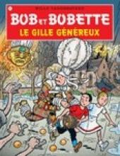 Willy  Vandersteen Bob et Bobette Le Gille Genereux 297