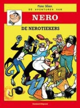 Marc  Sleen De avonturen van Nero De Nerotiekers