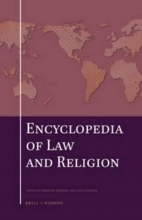 , The Encyclopedia of Law and Religion (SET)