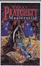 Terry Pratchett , Maaierstijd
