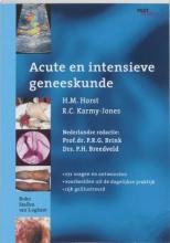 R.C. Karmy-Jones H.M. Horst, Acute en intensieve geneeskunde