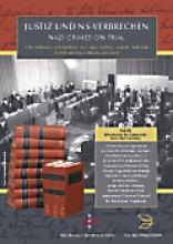 , DDR-Justiz und NS-Verbrechen 10 Die Verfahren Nr 1523-1609 des Jahres 1948