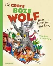 Jonas  Boets De grote boze wolf
