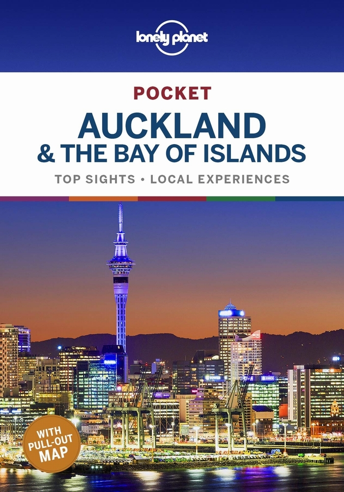 Lonely Planet, Brett Atkinson, Tasmin Waby,Lonely Planet Pocket Auckland & the Bay of Islands