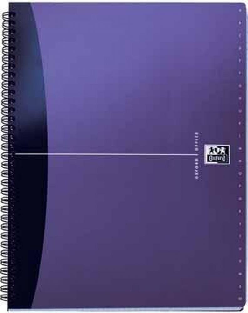 ,Indexboek Oxford Urban Mix A5 90vel alfabet lijn