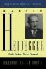 Smith, Gregory Bruce, Martin Heidegger