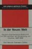 Tolzmann, Don Heinrich, In der Neuen Welt