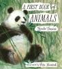 Davies, Nicola, First Book of Animals