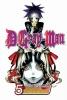 Katsura, Hoshino, D.Gray-Man 5