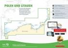 , Sportbootkarten Satz 13: Polen und Litauen (Ausgabe 2018/2019)