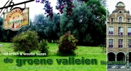 <b>Wouter  Bazen Robertien  Bazen</b>,De groene valleien fietsroute