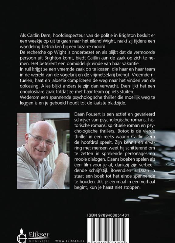 Daan Fousert,Botox