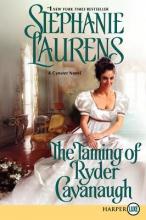 Laurens, Stephanie The Taming of Ryder Cavanaugh