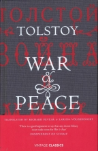 Tolstoy, Leo War and Peace