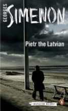 Simenon, Georges Pietr the Latvian