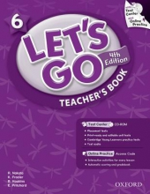 Let`s Go 6: Teacher`s Book with Test Center Pack