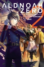 Olympus Knights Aldnoah.Zero Season One, Volume 2