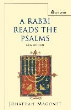 Magonet, Jonathan A Rabbi Reads the Psalms