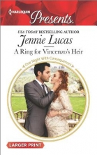Lucas, Jennie A Ring for Vincenzo`s Heir