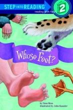 Hess, Nina Whose Feet