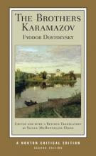 Dostoevsky, Fyodor The Brothers Karamazov 2e (NCE)