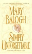 Balogh, Mary Simply Unforgettable