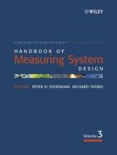 Sydenham, Peter H. Handbook of Measuring System Design