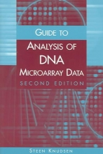 Mark Schena,   Steen Knudsen Guide to Analysis of DNA Microarray Data, 2nd Edition and Microarray Analysis Set