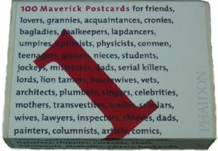 Fletcher, Alan 100 Maverick Postcards