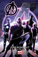 Hickman, Jonathan Avengers Time Runs Out 1