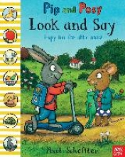 Scheffler, Axel Pip and Posy: Look and Say