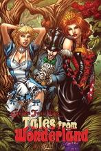 Gregory, Raven Tales from Wonderland Volume 1