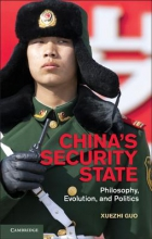 Xuezhi (Guilford College, North Carolina) Guo China`s Security State