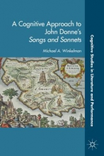 Winkelman, Michael A. A Cognitive Approach to John Donne`s Songs and Sonnets